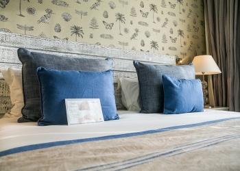 Las Terrazas de Abama ofrece a sus huéspedes la almohada de sus sueños