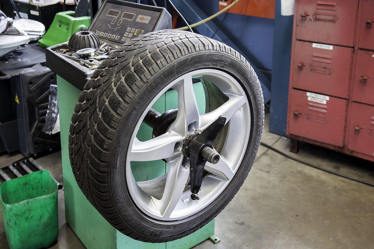Alquilar: Neumáticos