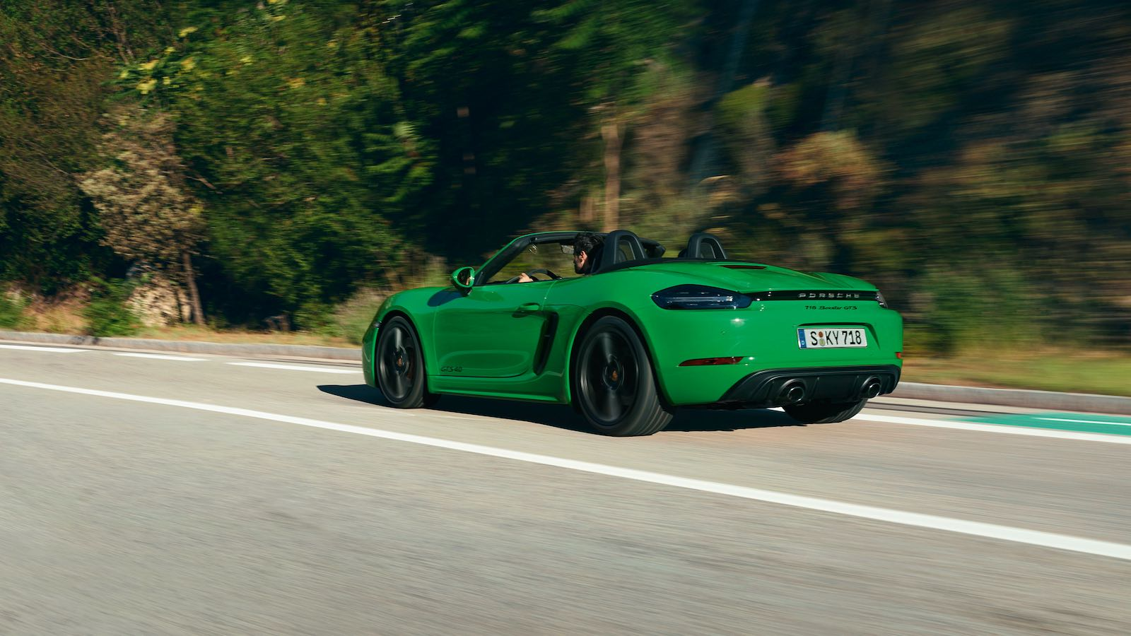 Nuevos modelos Porsche: puro placer de conducir