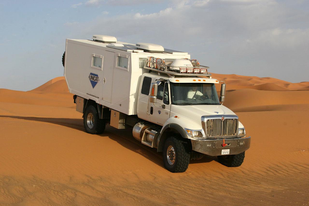 Vehículos de expedición Unicat