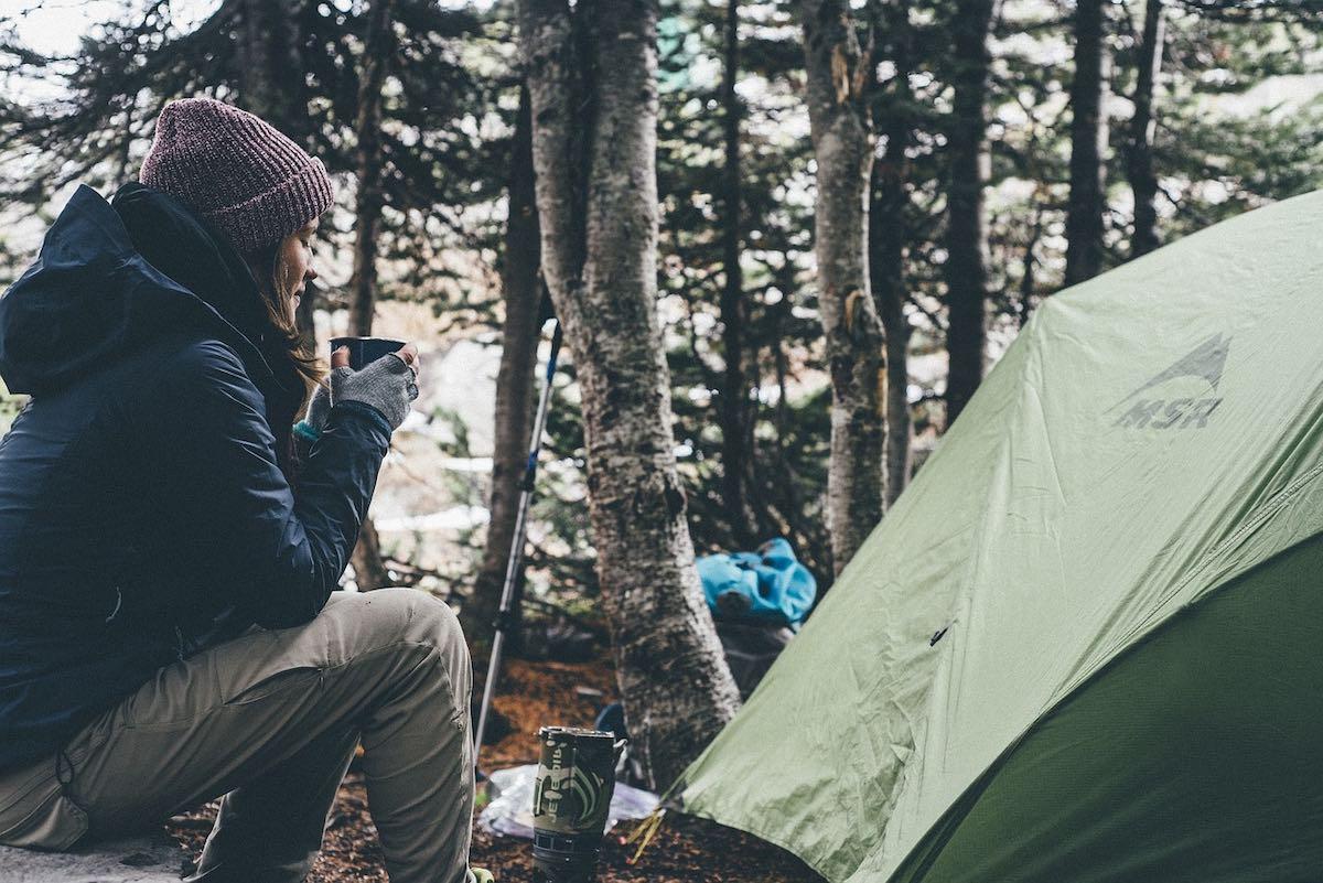 Equipos de camping