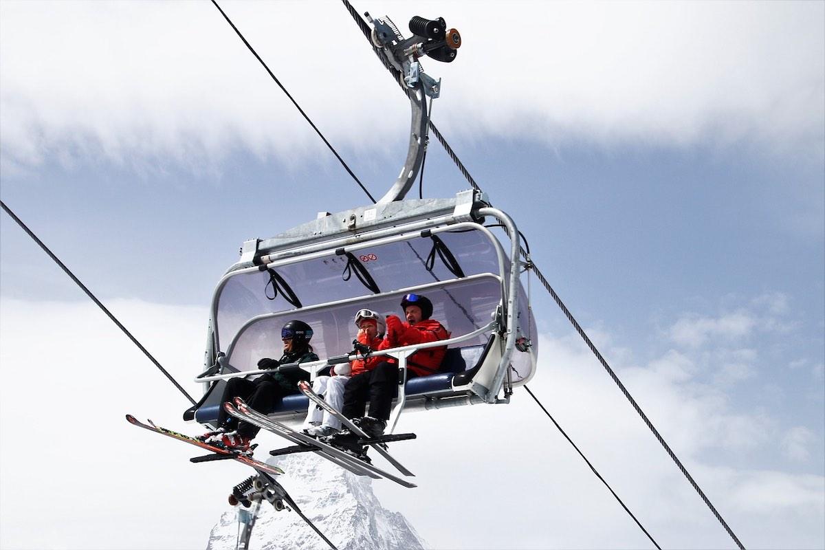 Equipos de esqui