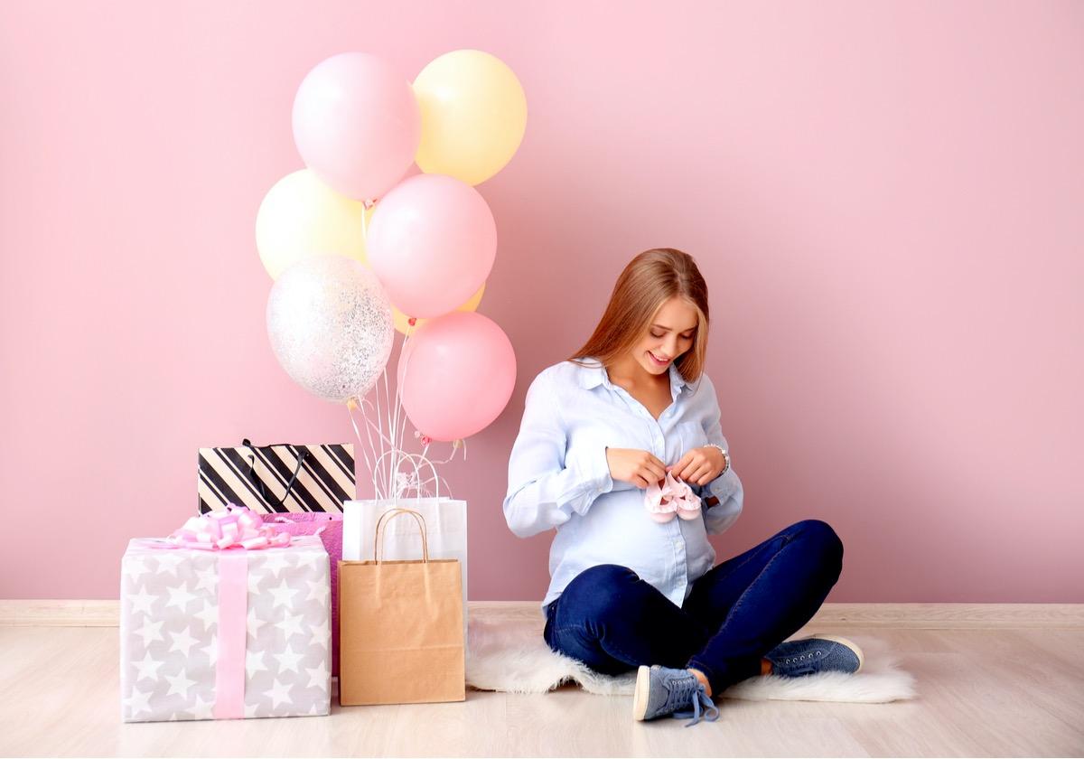8 excelentes ideas de regalos para embarazadas