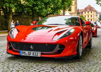 FERRARI 812 SUPERFAST Type F152M