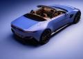 El coche con el techo convertible más rápido del mundo.