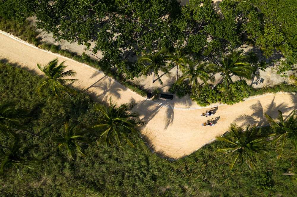 Paseo por Bal Harbour Beach