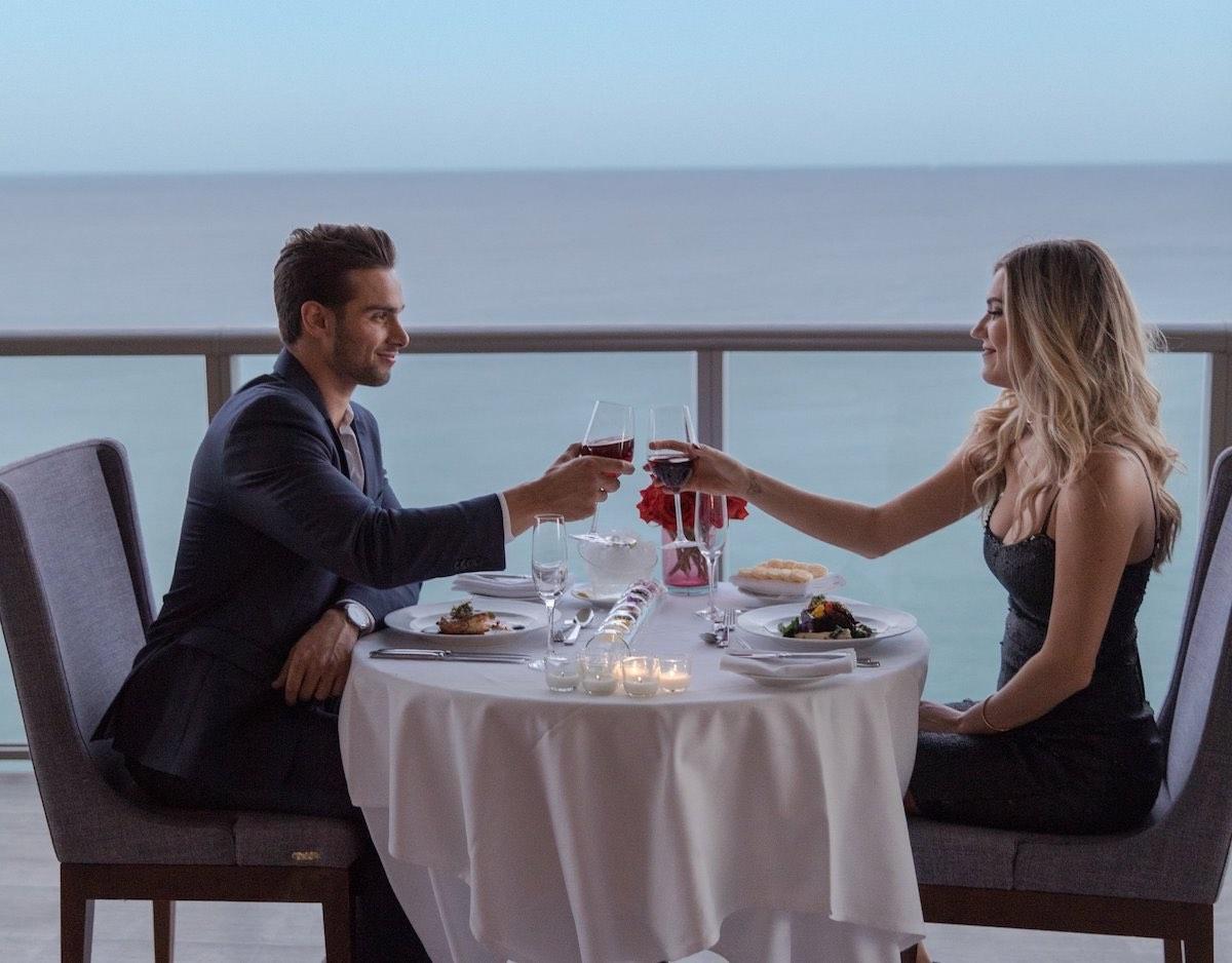 Bal Harbour Village celebra del día de San Valentín con un encuentro perfecto entre el lujo y el romance.
