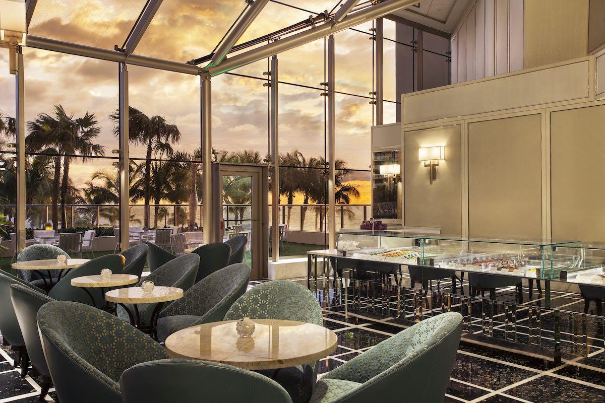 La Gourmandise en Ritz-Carlton Bal Harbour.