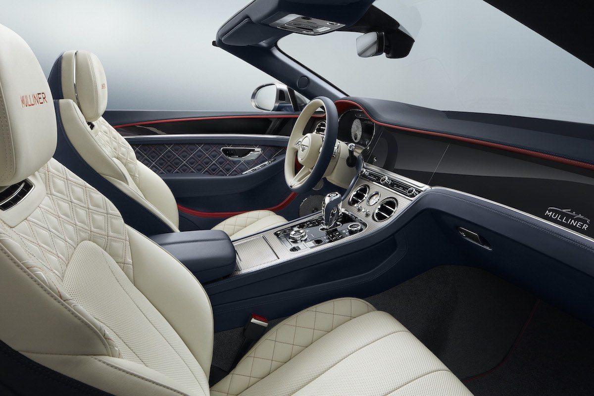 El nuevo descapotable del fabricante británico de autos de lujo.