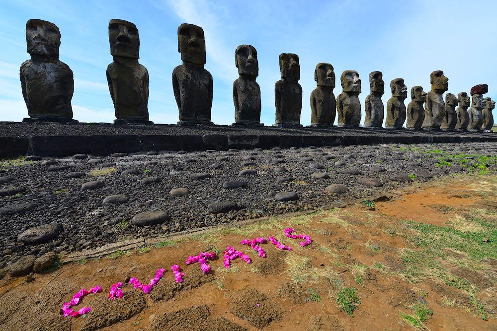 Civitatis en Isla de Pascua