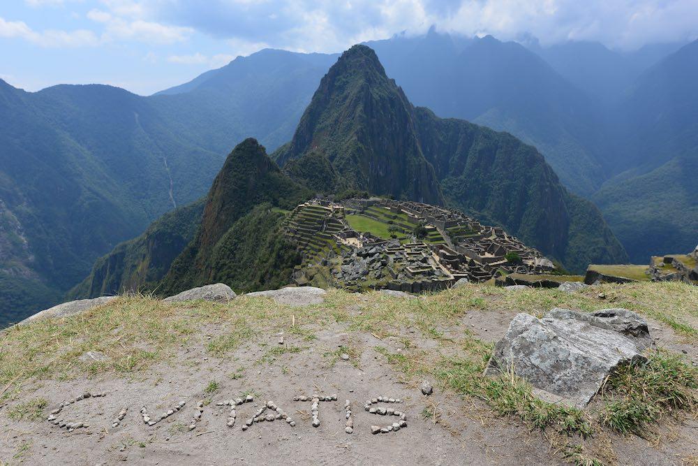 Civitatis en Machu Picchu