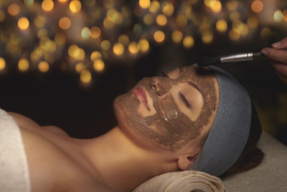 Cuidado de la piel en el spa
