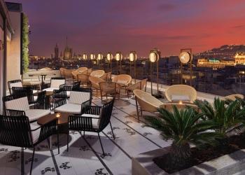 H10 Cubik**** (Barcelona), una combinación de vistas increíbles y cocina vanguardista