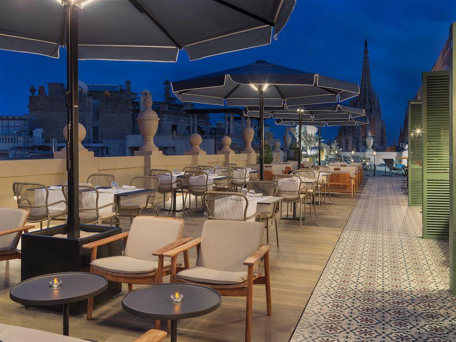 H10 Hotels presenta sus seis mejores terrazas para la temporada de verano 2020
