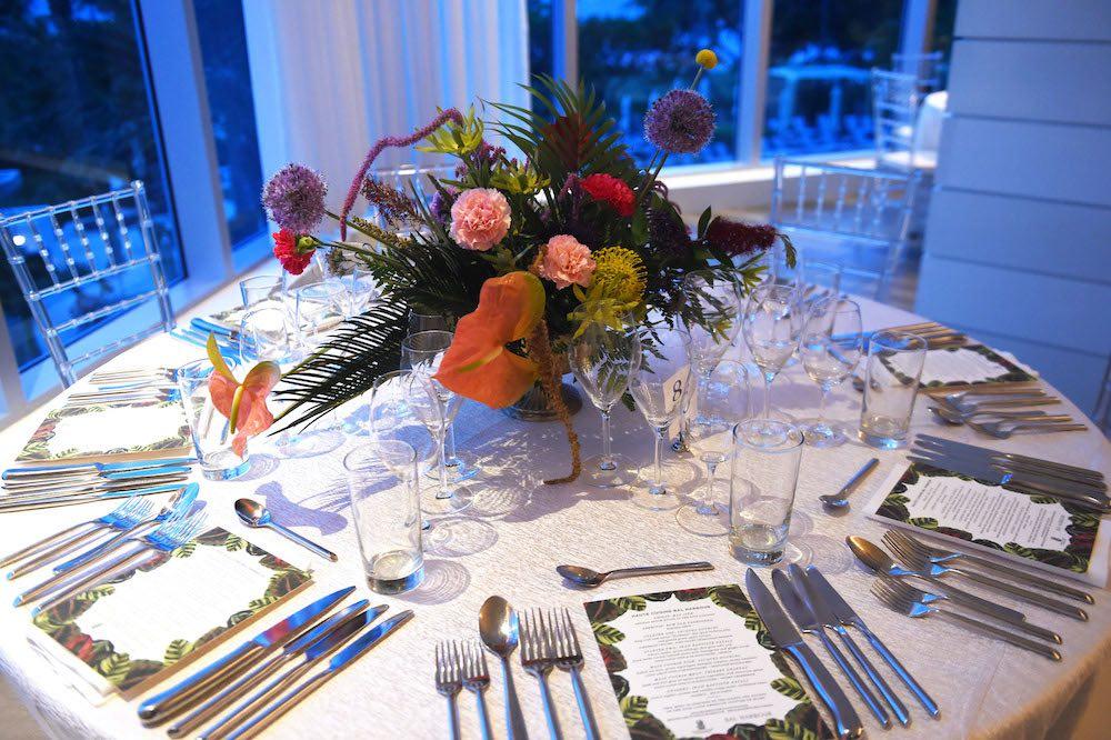 Cena en Ritz-Carlton Bal Harbour