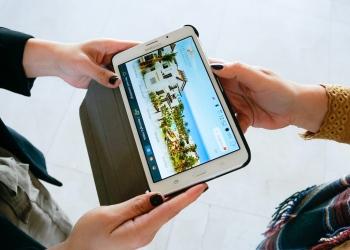 Las Terrazas de Abama entregará una tablet 4G a los huéspedes de sus suites de lujo