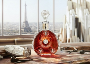 LOUIS XIII Time Collection: Edición limitada que celebra París en 1900