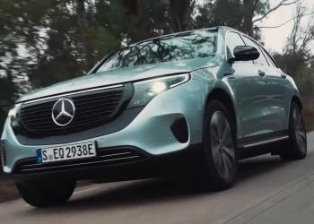Mercedes-Benz EQC (2019): Viaje por carretera a través de Portugal