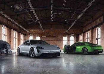 Porsche Exclusive Manufaktur: unas 90 opciones de acabado para el Taycan
