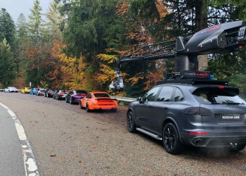Porsche en la Super Bowl LIV