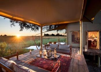 Duba Plains Okavanga Delta