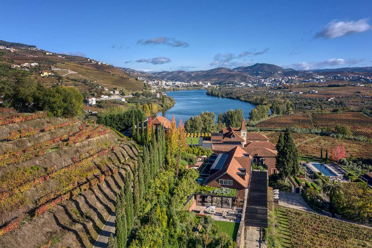 Six Senses Douro Valley estrena siete suites y tres habitaciones