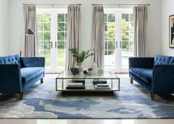 The Rug Company lleva el color del año (Classic Blue) a todos los rincones de tu casa