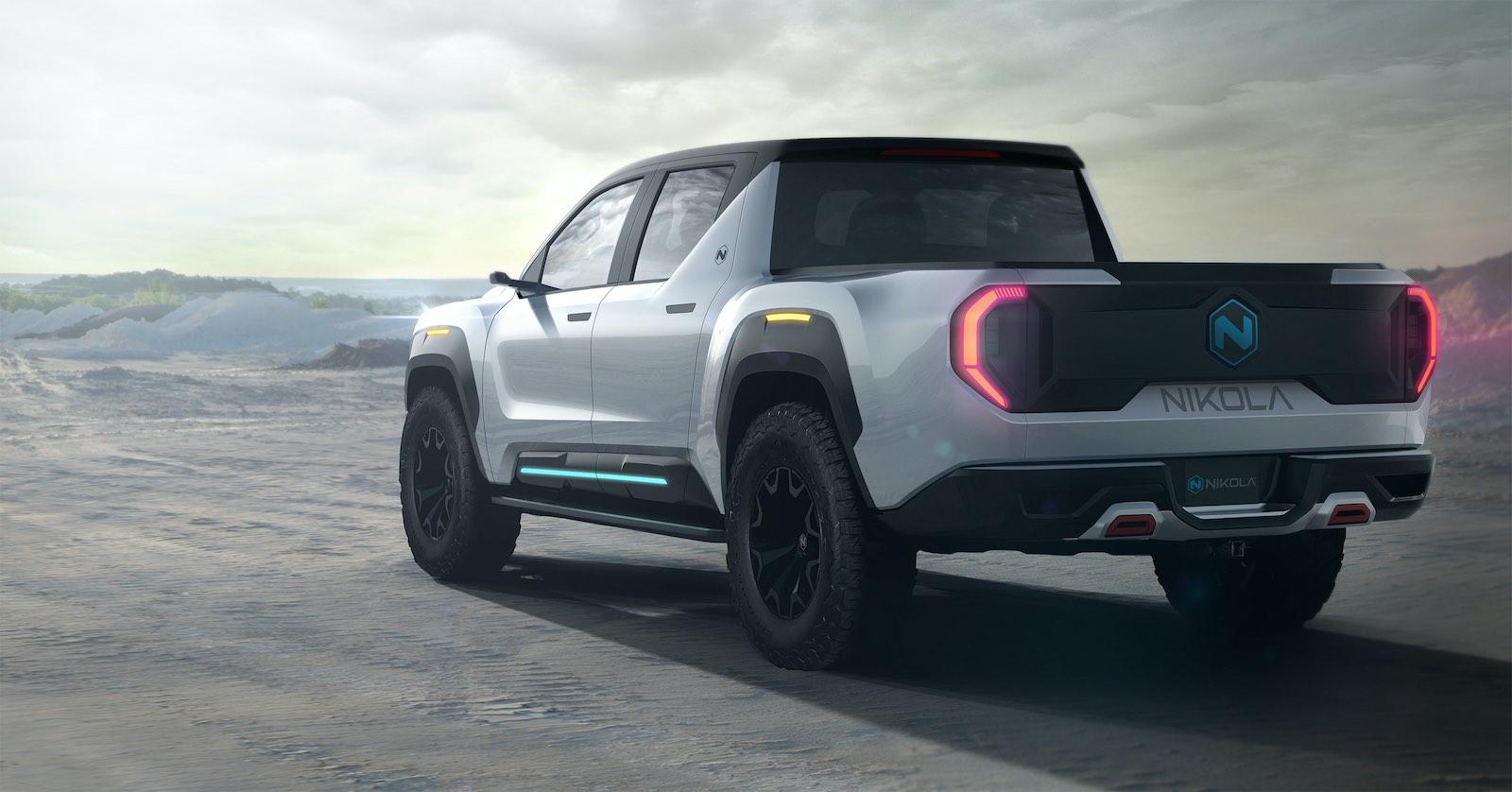 La nueva pickup que entra al mercado de camionetas eléctricas.