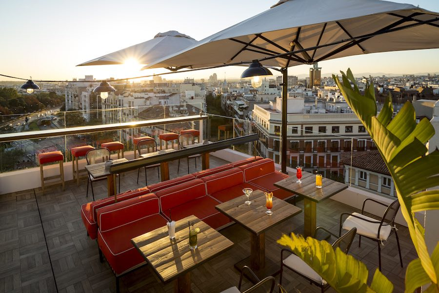 Las mejores terrazas de H10 Hotels para la temporada de verano.