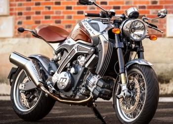 Ultra exclusiva Midual Type 1 de $185.000, una de las motocicletas más caras del mundo
