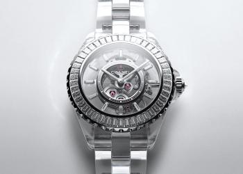 Chanel presenta el J12 X-Ray, su reloj más extravagante hasta la fecha