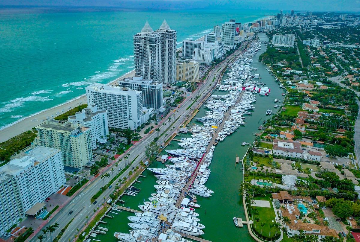 Los yates y superyates más nuevos que se presentarán en el Miami Yacht Show 2020