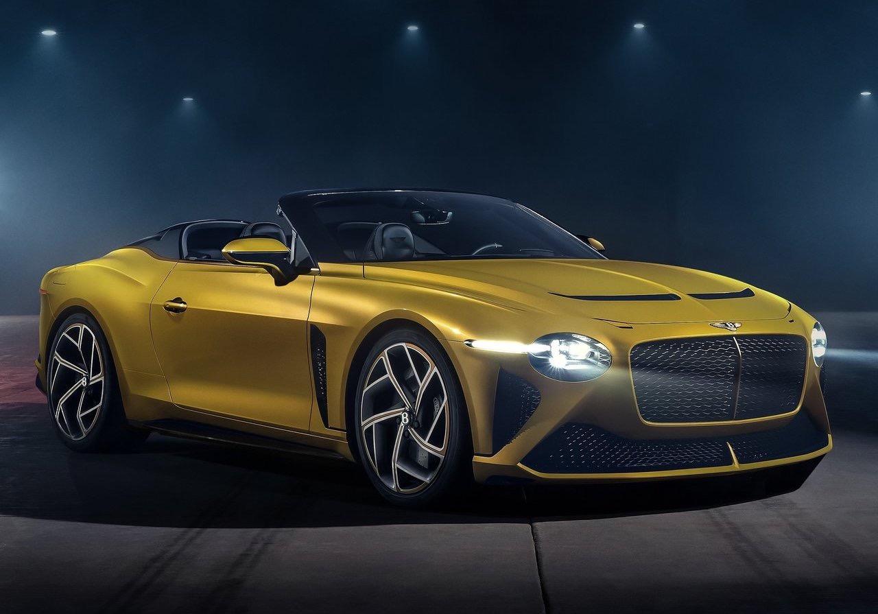 Bentley Mulliner Bacalar: Revelado en el Salón del Automóvil de Ginebra 2020