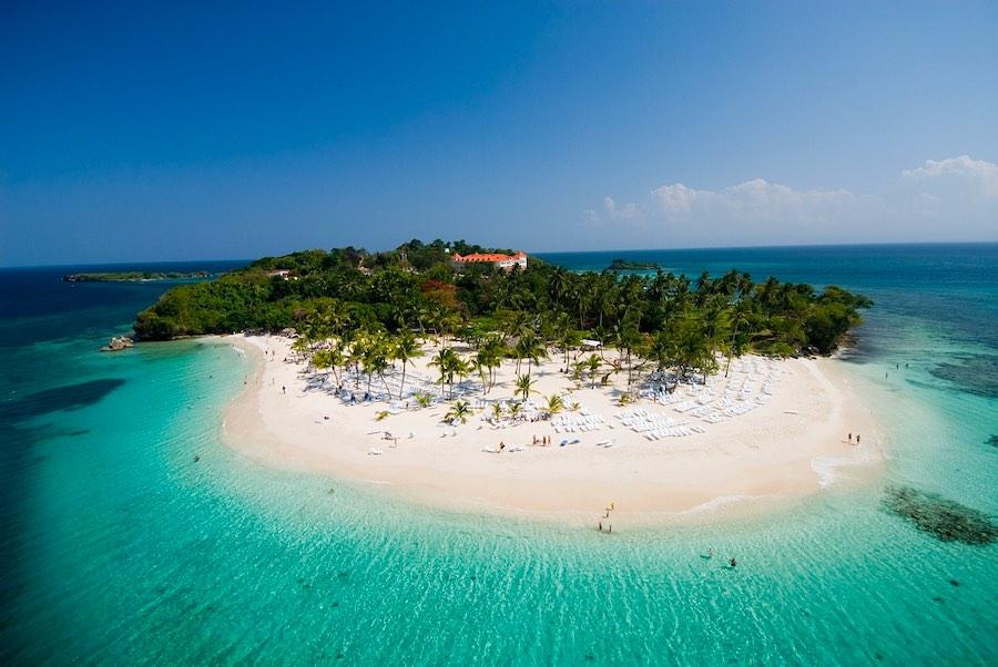Cayo Levantado, República Dominicana