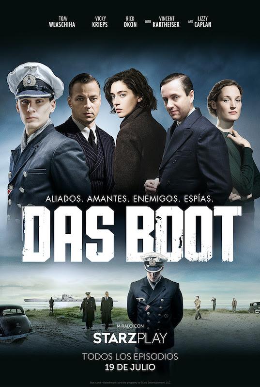 Das Boot (Temporada 1)