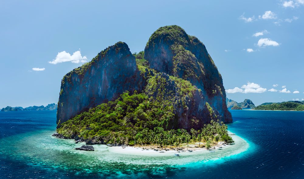 Filipinas: 12 hermosos países insulares del mundo.