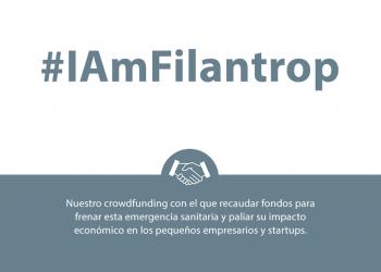 #IAmFilantrop: El crowdfunding para frenar el impacto económico del COVID-19