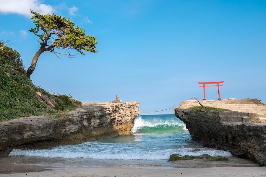 Japón: 12 hermosos países insulares del mundo.