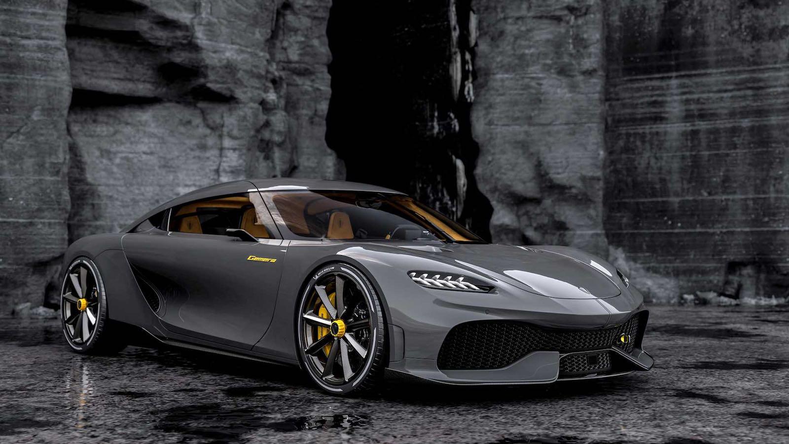 Koenigsegg Gemera: Revelado en el Salón del Automóvil de Ginebra 2020