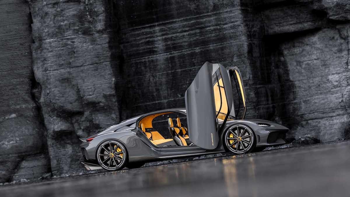 Koenigsegg Gemera, un poderoso híbrido de cuatro plazas y 1.700 caballos de fuerza