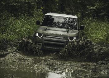 Incomparable e imparable: Así es el nuevo Land Rover Defender 2020