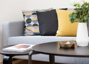 Mueble de sala de casa