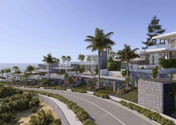 """Se inicia en el sur de Tenerife la construcción de la nueva promoción de Abama Luxury Residences, """"Los Jardines de Abama"""""""
