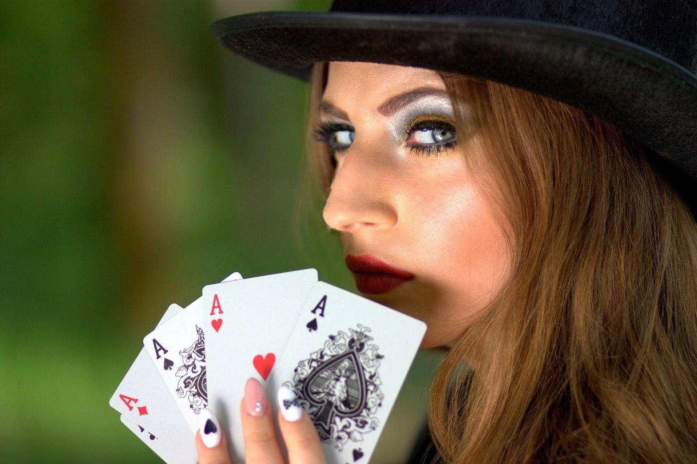 La capacidad analítica de las mujeres las vuelve imparables en el gambling.