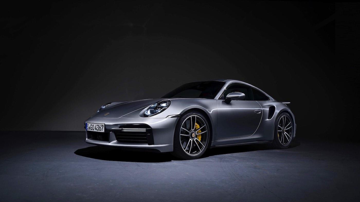 Porsche 911 Turbo S: Revelado en el Salón del Automóvil de Ginebra 2020
