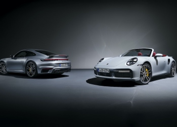 Definitivamente un 911, definitivamente Turbo: el nuevo Porsche 911 Turbo S