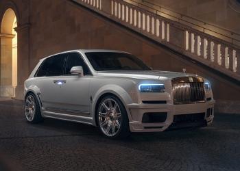 Rolls-Royce Cullinan Overdose de SPOFEC