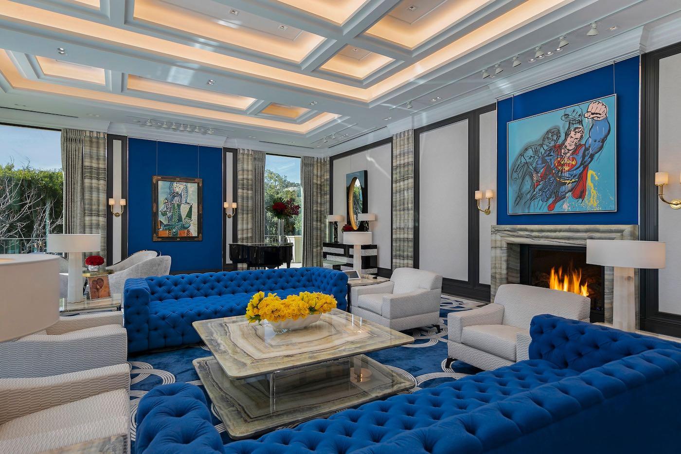 Mansión de Beverly Hills de Steve Wynn