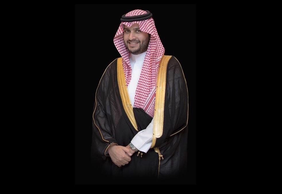El príncipe Turki bin Mohammed bin Fahd Al Saud
