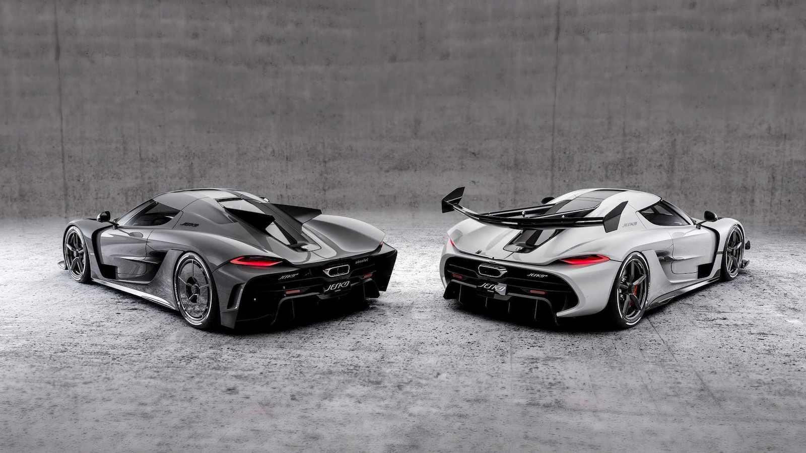 Koenigsegg Jesko Absolut aspira ser el híperdeportivo de producción en serie más rápido del mundo.